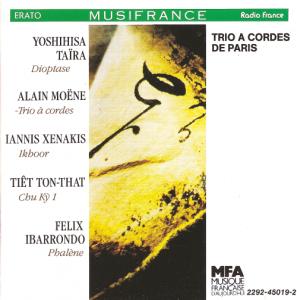 Trio à cordes de Paris