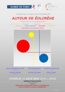 Autour de Eolorène